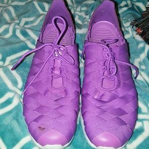 Purple Woven Nike